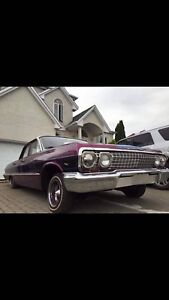 1963 Chevy impala price drop