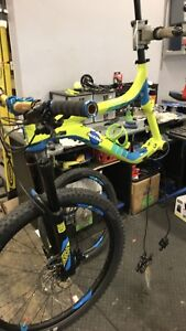 Tune ups and bike repairs for good prices