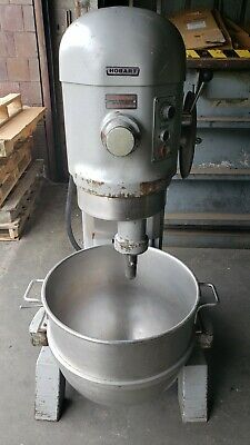 Hobart 80 Qt Mixer Model L800 Used Excellent Condition Single Phase 2002
