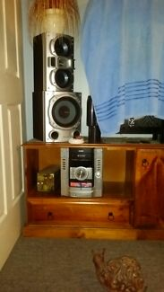 Stereo used twice very good condition Smithfield Playford Area Preview
