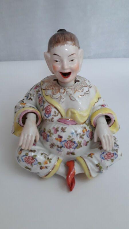 Antique Meissen figurine.