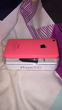 iPhone 5c 16gb pink Tamworth 2340 Tamworth City Preview