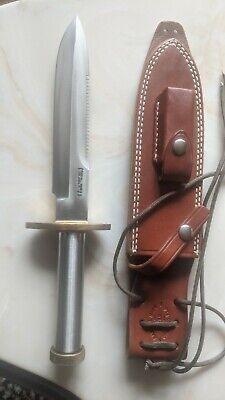 RANDALL KNIFE KNIVES Model 18 Attack Amazing Rare w/Org Sheath, See Pics!