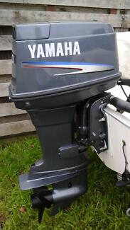 Caribbean Runabout With New Yamaha 90 Hp Outboard
