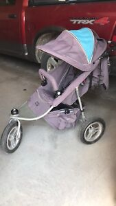Valco TriMode Stroller with Toddler Seat