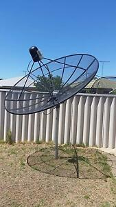 Chinese and indian tv channel satellite dish Mandurah Mandurah Area Preview