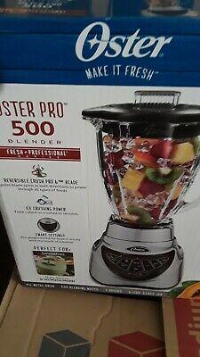 Oster pro 500 blender