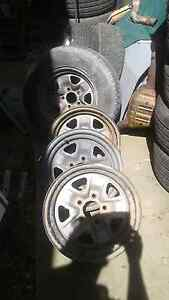 Charger Chrysler  valiant  rally rims Hoppers Crossing Wyndham Area Preview