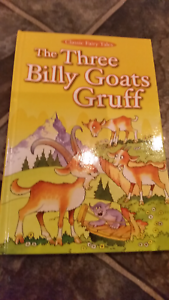 The three billy goats gruff Salisbury Heights Salisbury Area Preview
