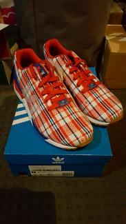 Adidas Zxflux x Clot