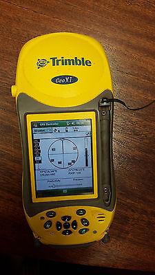 Trimble Geoxt 3000