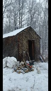 1920 Cabin for rent repairs being completed prebooking now