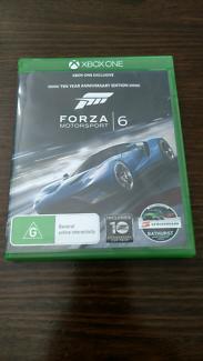 Xbox One Forza 6 Motorsport Tarneit Wyndham Area Preview