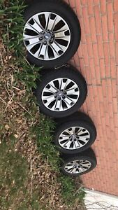 2017 F150 tires and rims