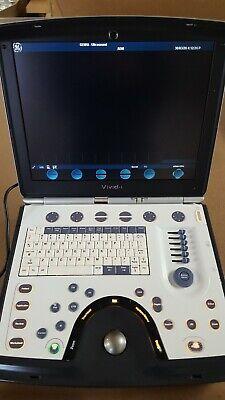 Ge Vivid I Ultrasound System
