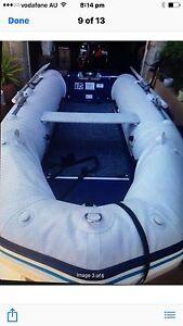 "Inflatable boat,,ZODIAC "" hard floor ( no trailer) Malabar Eastern Suburbs Preview"