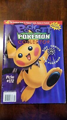 Beckett Pokemon collector volume 2 issue 9