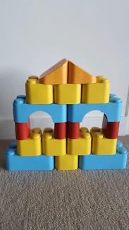 Green Toys Blocks Set