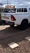 Hilux tub body and rear step Melton South Melton Area Preview