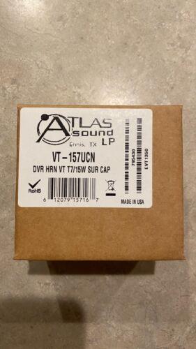 Atlas Sound VT-157UCN 15 Watt 70V Surface Mount Compression Driver Speaker NIB