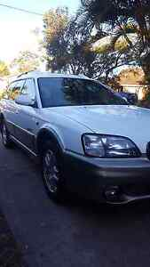 Subaru outback manual Capalaba West Brisbane South East Preview