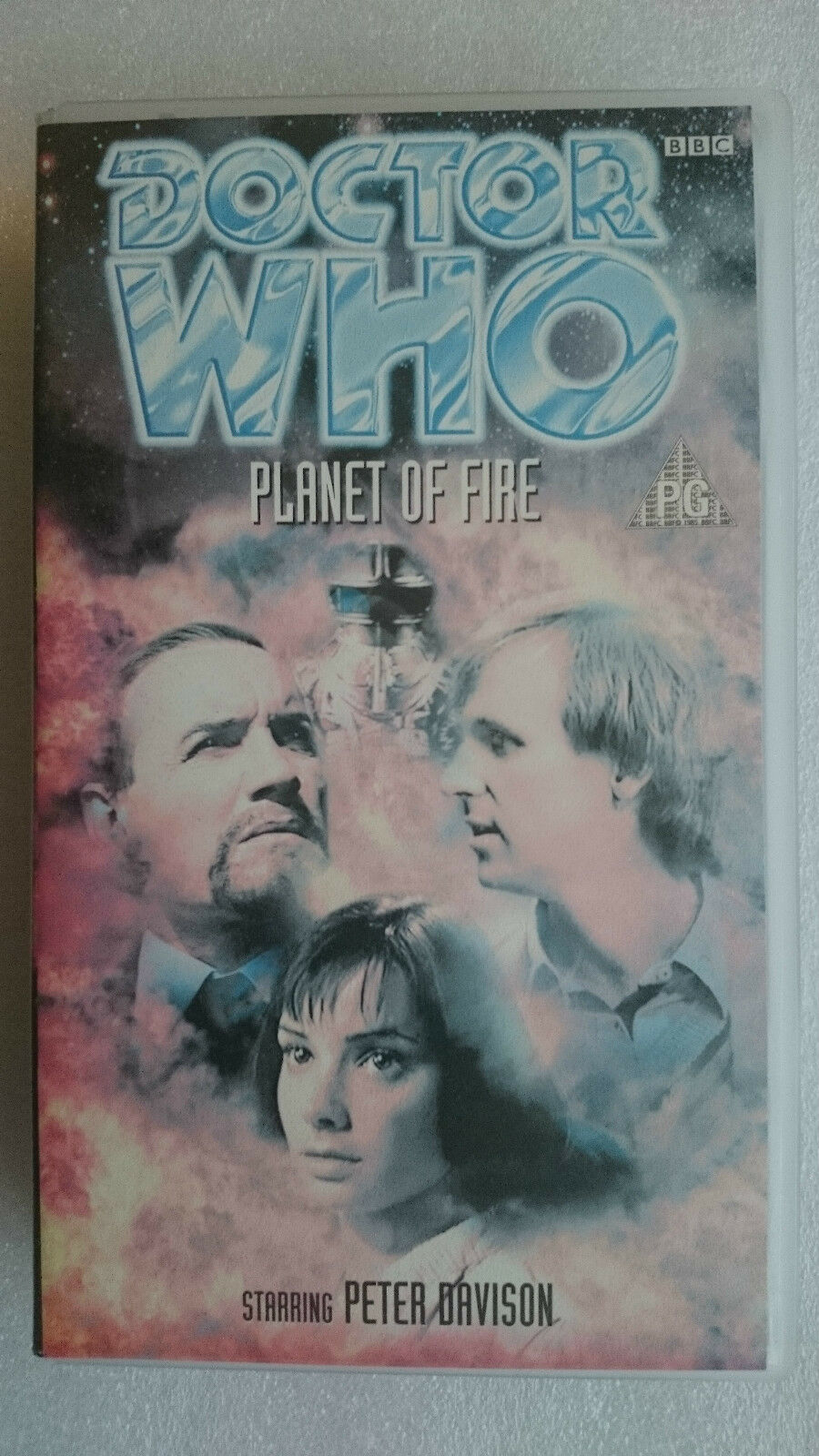 Doctor Who Planet of Fire  (VHS) - Peter Davidson
