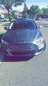 Ford Fusion 2013 with Emission and Fully loaded