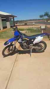 2005 Yamaha WR450 Dirt / Trail Wickham Roebourne Area Preview