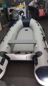 Inflatable boat 3.3M Carina Heights Brisbane South East Preview