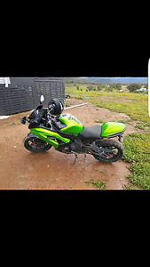Kawasaki Ninja 2012 Narrabri Narrabri Area Preview