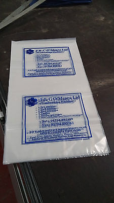 50 Polythene Dust Extractor bags 26