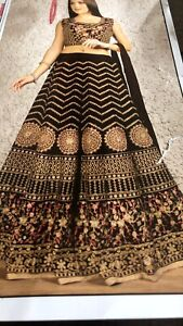 Indian pakistani ladies complete bridal solutions Lehnga gown