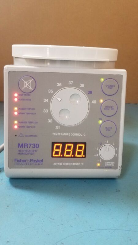 Fisher & Paykel MR730 Respiratory Humidifier**