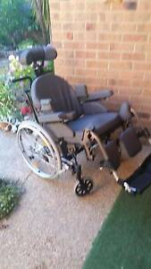 Wheelchair - Breezy Relax - Tilt-in-space Castlemaine Mount Alexander Area Preview