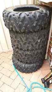 Canam atv ssv quad bike tyres 14 inch car Bligh Park Hawkesbury Area Preview