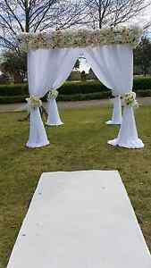 Wedding arbour arch ceremony hire Ridgewood Wanneroo Area Preview