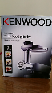 Kenwood multi food grinder AT950A attachment Toowoomba Toowoomba City Preview