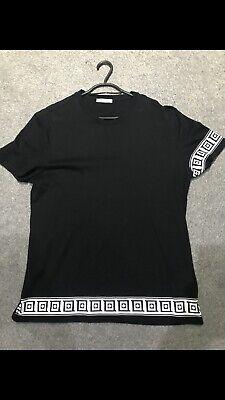 Mens versace T Shirt XL