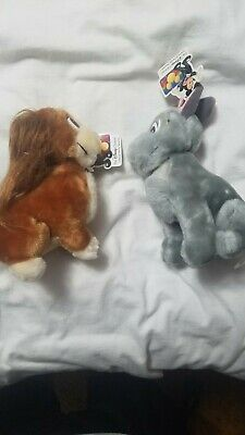 Vtg. 80s Disney Lady & The Tramp(80s-90s)Disney Channel exclusive RARE w/Tags