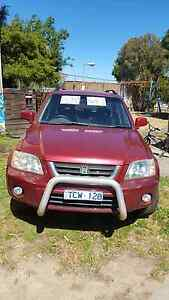 2000 Honda CRV Burgundy 5 seats No Reg/RWC Thornbury Darebin Area Preview