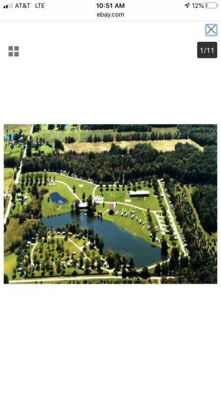 Millbrook Resort Lifetime Camping Membership