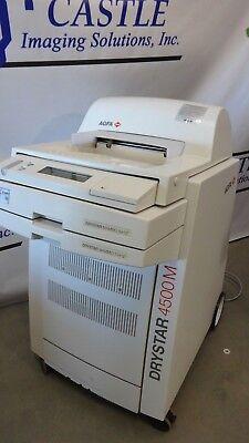Agfa 4500m Drystar Mammo Film Printer