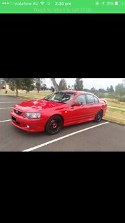 Xr6 2003 with 8 months rego