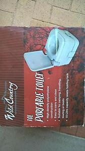 Wild Country 10 litre portable toilet Mindarie Wanneroo Area Preview