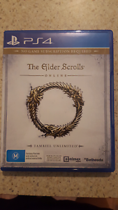 Elder scrolls online ps4 Smithfield Plains Playford Area Preview