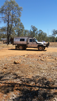 For sale 2004 Factory  Turbo Diesel Land Cruiser, Rego March 2018