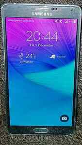 Samsung galaxy note 4 Great christmas gift Ormiston Redland Area Preview
