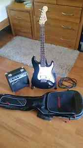 Fender Squier Electric Guitar Rooty Hill Blacktown Area Preview