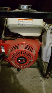 Honda gx390 generator