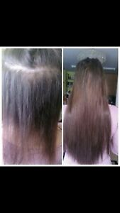 MOBILE HAIR EXTENSIONS 100g Installed 22500